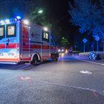 Simson-Fahrerin stürzt in Weimar und wird schwer verletzt