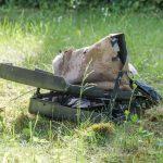Herrenloser Koffer in Weimar durch Polizei gesprengt