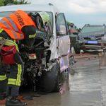 Drei Verletzte nach Unfall auf A38 bei Leinefelde-Worbis