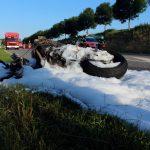 23-jähriger Motorradfahrer stirbt bei Unfall im Eichsfeld