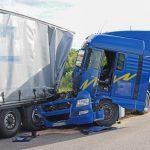 Vier Verkehrsunfälle in drei Stunden auf A4 bei Erfurt