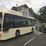 Technischer Defekt löste Feuerwehreinsatz in Greiz aus