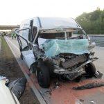 21-Jähriger nach Unfall auf A9 bei Hermsdorf schwer verletzt