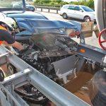 Vier Verletzte nach Unfall mit Gefahrgutlaster bei Heiligenstadt