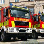 Gera erhält Löschfahrzeuge für den Katastrophenschutz