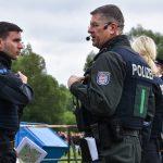 """Polizeieinsatz bei """"Rock gegen Überfremdung"""" in Themar"""