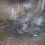 Brandstiftung: Unbekannte legen mehrere Brände in Weimar