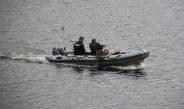 Hohenwartetalsperre: Wandergruppe per Polizeiboot gerettet