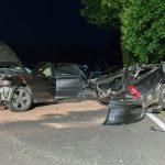 Auto zerrissen: 18-jähriger Beifahrer stirbt im Ilm-Kreis