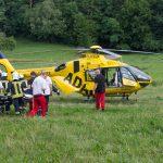Unfall bei Orlamünde: Fahrer zur Probefahrt und ohne Helm unterwegs
