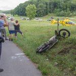 Habicht-Fahrer nach Unfall bei Orlamünde schwer verletzt