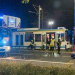 Student in Jena von Straßenbahn erfasst – Zustand kritisch