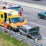 Unfall kurz vor Jagdbergtunnel auf A4 bei Jena