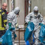 Nach Einbruch: Weißes Pulver in AFD-Geschäftsstelle Jena verstreut
