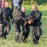 """Polizeieinsatz bei """"Rock gegen Überfremdung"""" in Themar beendet"""
