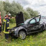 11 Personen nach Unfall auf der A4 bei Magdala verletzt