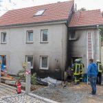 Steinwolle verhindert Gebäudebrand in Thangelstedt bei Blankenhain