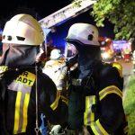 Brand in Mehrfamilienhaus: Bewohner in Heiligenstadt evakuiert