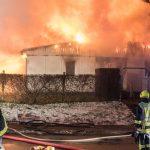 Verheerender Brand in Apolda: 11 Jahre für fahrlässige Tötung