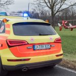 In den Gegenverkehr gefahren: Unfall mit tödlichem Ausgang im Ilm-Kreis
