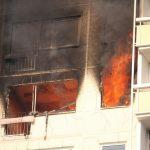 Wohnung in Erfurt komplett ausgebrannt – Bewohner unverletzt
