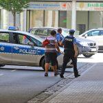 Jugendliche mit Softairwaffen müssen Polizeieinsatz in Erfurt zahlen