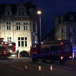 Mann stirbt nach Kollision mit Hauswand in Greiz