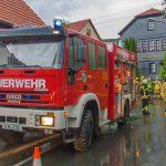 Heimrauchmelder ruft Feuerwehr in Hummelshain auf den Plan