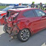 Überholvorgang missglückt: Unfall auf A4 bei Ronneburg
