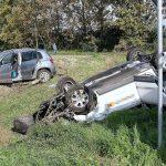 Schwerer Unfall nach Vorfahrtsverstoß im Landkreis Sömmerda