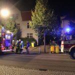 Brand in Sömmerda: Zwei Hunde gerettet, Polizist verletzt