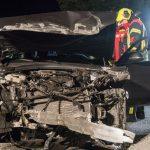 Zu schnell bei Rollsplitt: Erneuter Unfall auf der B85 bei Bad Berka