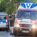 Motorradfahrer zwischen Magdala und Mellingen gestürzt
