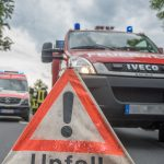Unfall bei Bad Blankenburg: Motorradfahrer fährt gegen Leitplanke und stirbt