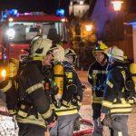 Einfamilienhaus nach Brand in Leubingen nicht mehr bewohnbar - Bewohner verletzt