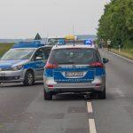 Vollsperrung der B92 bei Greiz nach schwerem Unfall