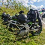 31-jähriger Motorradfahrer in Blankenhain gestürzt