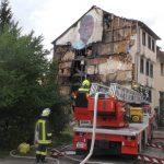 Zwei Menschen sterben bei Wohnhausbrand in Schmalkalden