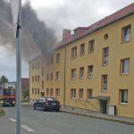 Brand verursacht hohe Sachschäden in Triptis