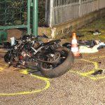22-Jähriger stirbt bei tragischem Motorradunfall in Erfurt