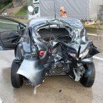 Lange Sperrung und Verletzte nach Gefahrgut-Unfall auf A4