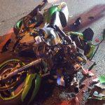 Motorradfahrer stirbt im Krankenhaus nach Unfall in Gera