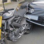 Jugendlicher stürzt nach Unfall von Leichtkraftrad in Jena
