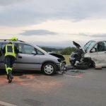 80-Jähriger fährt in Gegenverkehr: Drei Verletzte bei Neudietendorf