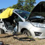 Vier Personen nach Unfall am Schleizer Dreieck schwer verletzt