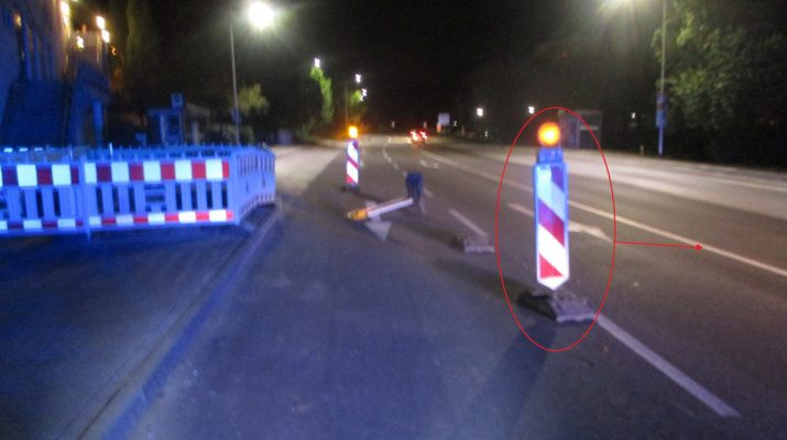 Straßenverkehr Jena