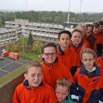 Bremerhaven besucht: Jugendfeuerwehr in Herbstferien auf Achse