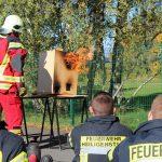 Erster Atemschutz-Workshop bei der Feuerwehr in Heiligenstadt