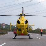 Frau stirbt nach tragischem Unfall auf der A9 bei Triptis - Verursacher flüchtet
