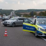 Vierbeiner rennt beim Gassigehen auf Autobahn und wird überfahren